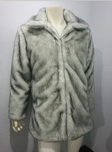 Unisex Camouflage Fur Coat - 40% Off!