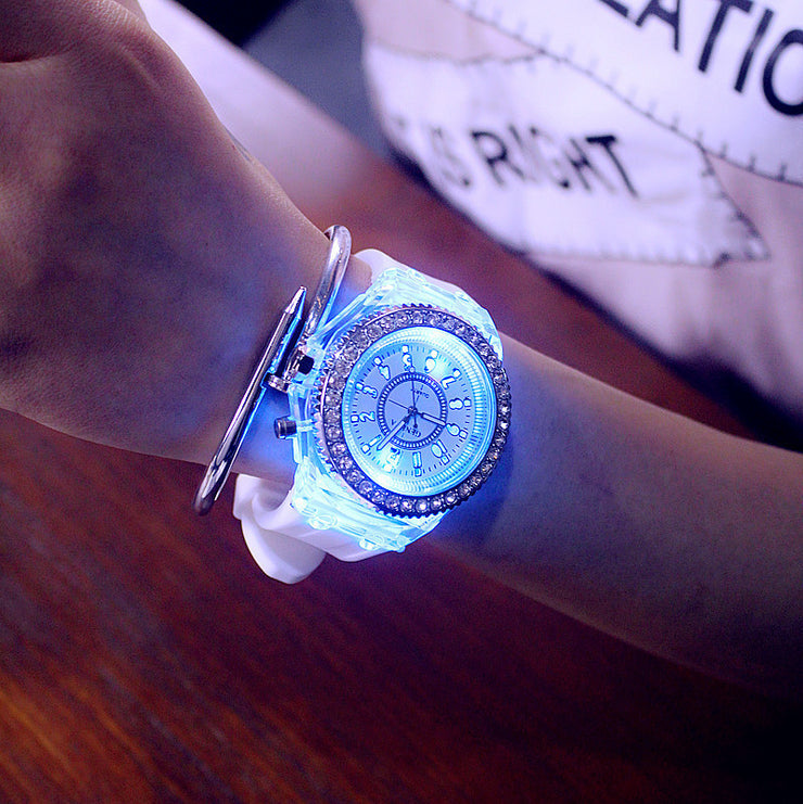 Exclusive! LED Women's Watch