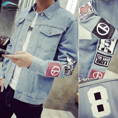 Limited! Vintage Denim Jacket