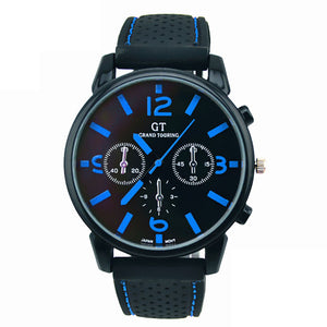 Cool & Collective Sea Blue Sports Watch