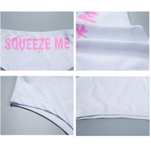 CUTE & FUNNY SQUEEZE ME KNICKERS