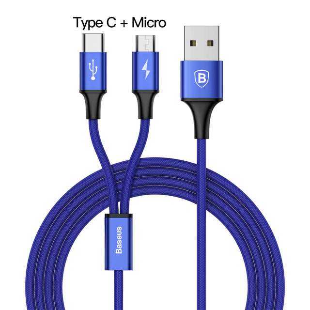 3 in 1 USB Charger