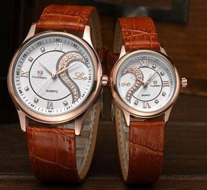 Exclusive! His & Hers Renaissance Love Watches