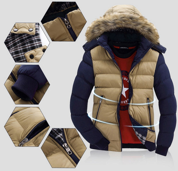 Windproof Men's Jacket