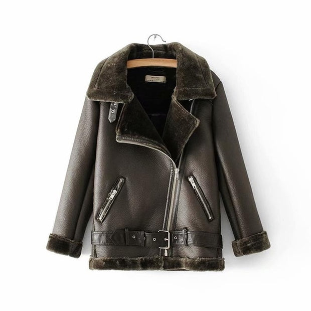 WINTER READY BIKER JACKET