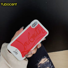 LUXURY RED BOTTOM iPHONE CASE