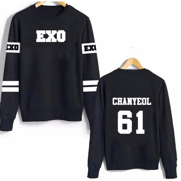 Pull sweater EXO Kpop - The KPOP Life