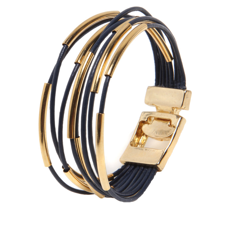 Blue Moment Bracelet -Gold - SEA Smadar Eliasaf