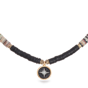 Free Spirit - Black with Star - SEA Smadar Eliasaf
