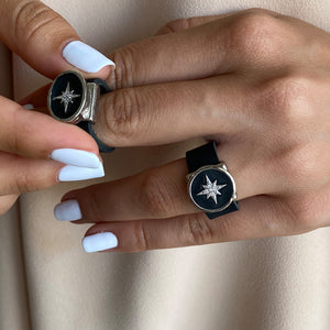 Star Silicone Ring - SEA Smadar Eliasaf
