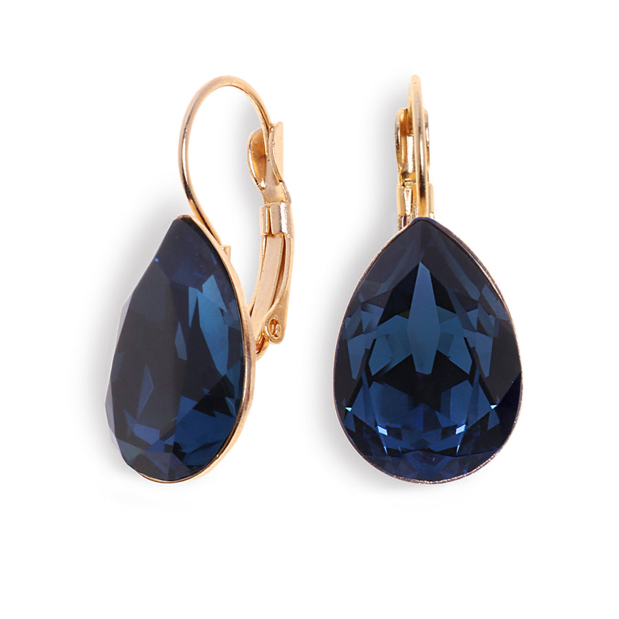 Date Night Earrings - Blue - SEA Smadar Eliasaf