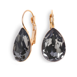 Date Night Earrings - Black Diamond - SEA Smadar Eliasaf