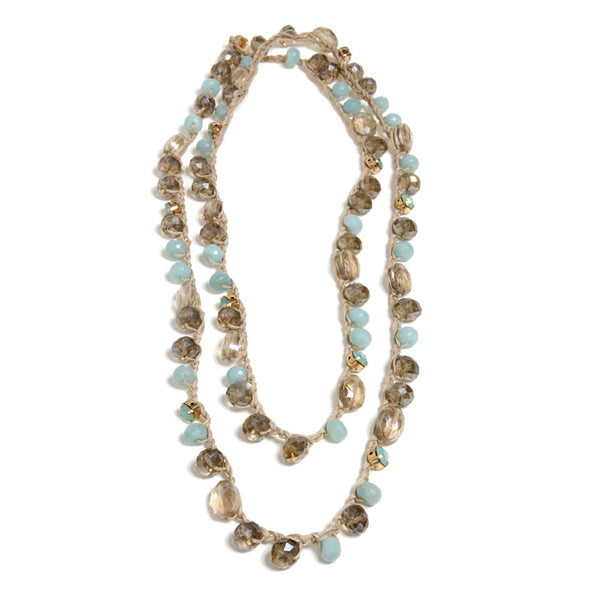 Eternity necklace - SEA Smadar Eliasaf