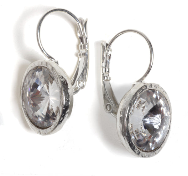 Classic Clear Earrings
