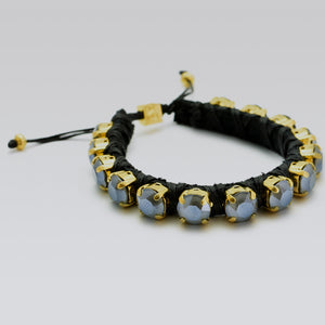 Dark Grey Eye Candy Bracelet - Full - SEA Smadar Eliasaf