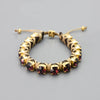 Red Whine Eye Candy Bracelet - Full