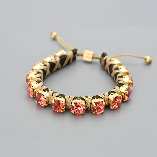 Coral Eye Candy Bracelet - Full