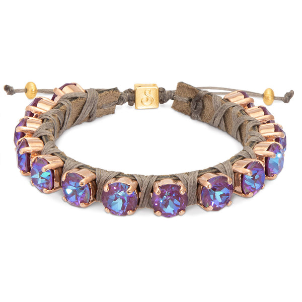 Ultra Violet  Eye Candies Bracelet