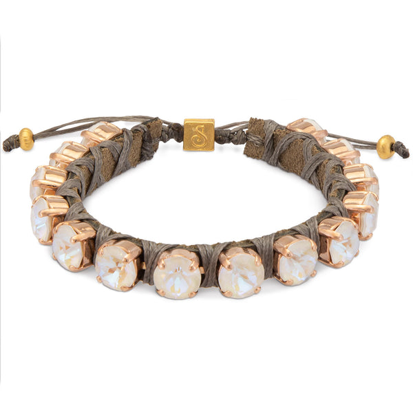 Warm Grey Eye Candies Bracelet