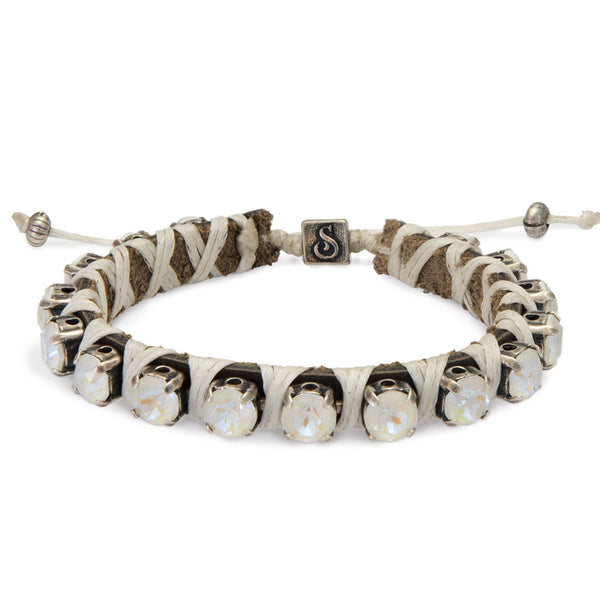 Light Grey Candies Bracelet