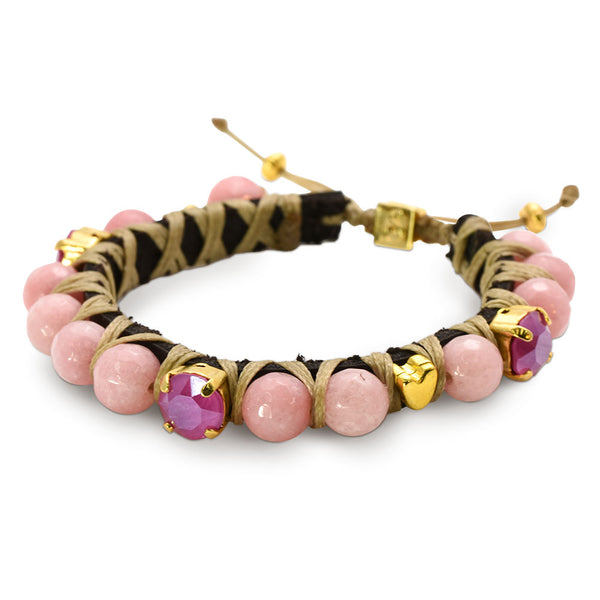 Pink Big Crush Bracelet