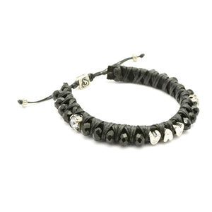 Black Crush Bracelet - SEA Smadar Eliasaf