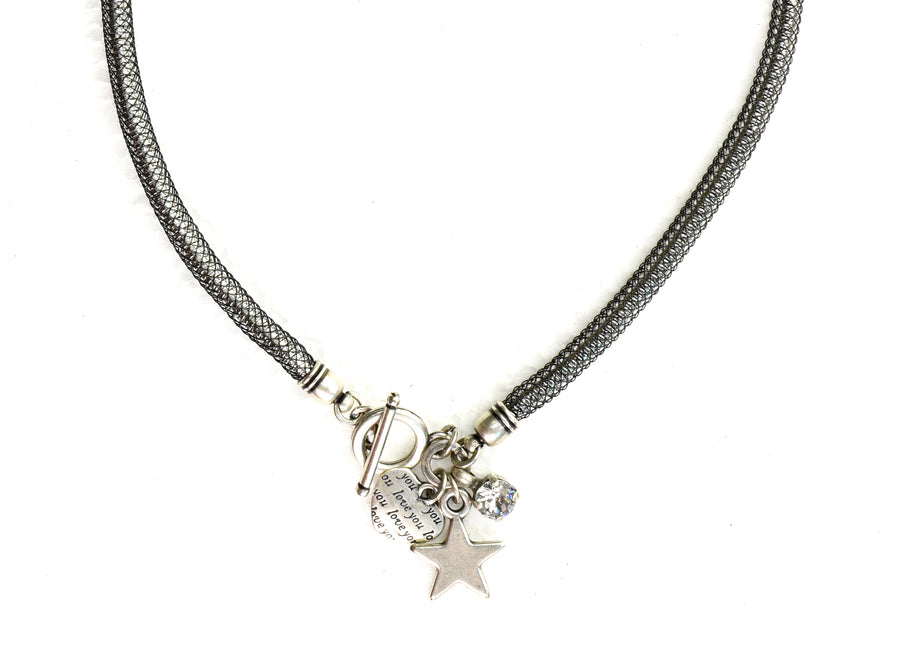 Star and Metal elements Bracelet/Necklace - SEA Smadar Eliasaf
