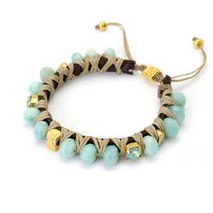 Big crush Hamsa bracelet - SEA Smadar Eliasaf
