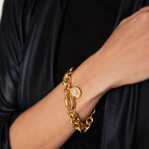 "Beyoncé  ""Good Eye"" Bracelet - SEA Smadar Eliasaf"