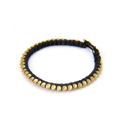 Gold Plated Elements Bracelet - SEA Smadar Eliasaf