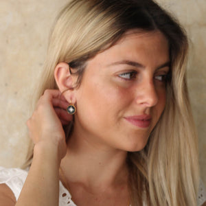 Golden Star Earrings - SEA Smadar Eliasaf