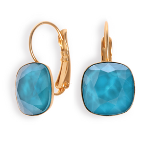 Date Night Earrings - Light Blue Crystal - SEA Smadar Eliasaf
