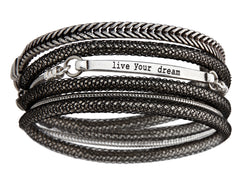 Live Your Dream bracelet - SEA Smadar Eliasaf