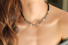 Pink Eye Candy Necklace - Half - SEA Smadar Eliasaf