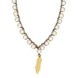 Pearls Necklace - SEA Smadar Eliasaf