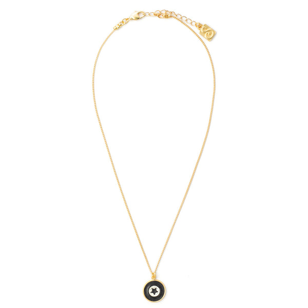 Coin Star Necklace