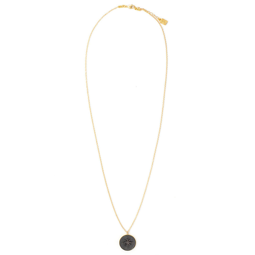 Black Spark Necklace - SEA Smadar Eliasaf