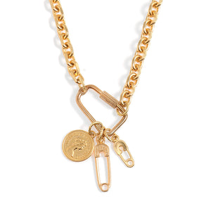 Byonce Safety Necklace - SEA Smadar Eliasaf