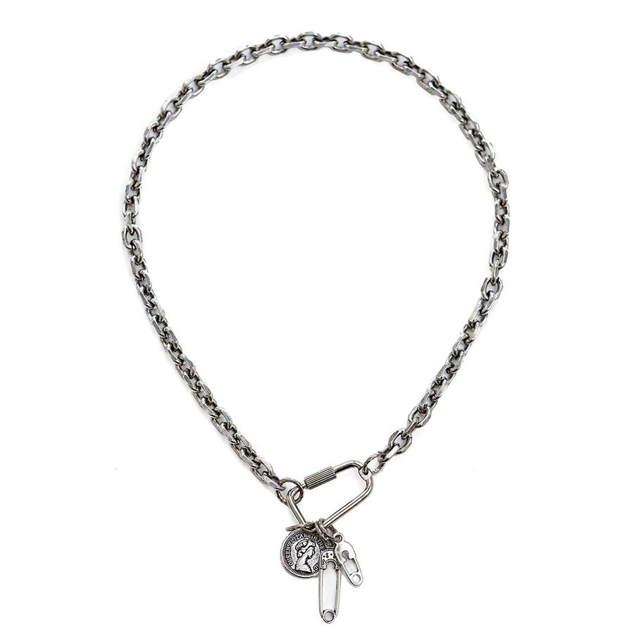 Rihana Safety Necklace - SEA Smadar Eliasaf