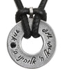 """Shema Israel"" Necklace for men"