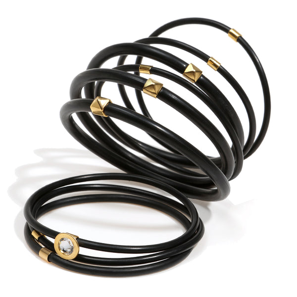 Moma Bracelets - Gold plated
