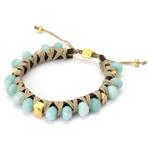 Big Crush Amazonite Bracelet - SEA Smadar Eliasaf