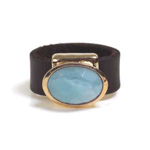 Eye Catching Amazonite - SEA Smadar Eliasaf