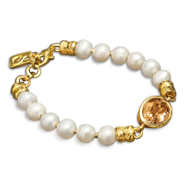 Regal Bracelet - Golden