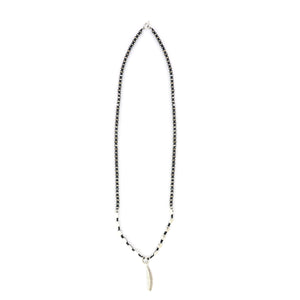 Zebra Indie Necklace - SEA Smadar Eliasaf