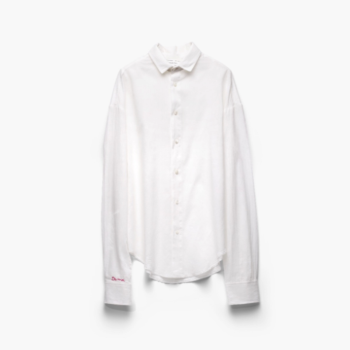 The White Boyfriend Shirt