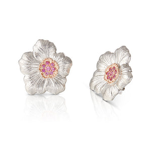 Blossoms Gardenia Earrings