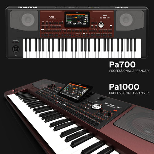 Songbook Update for KORG Pa700 & Pa1000