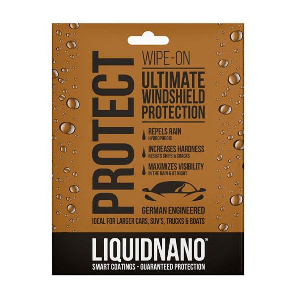 LiquidNano Truck and SUV Windshield Protector