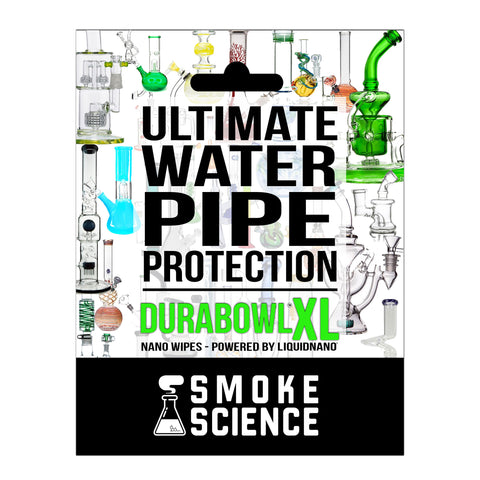 DuraBowl Glass Pipe Protection